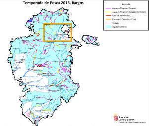 Temporada de Pesca 2015 (Burgos)