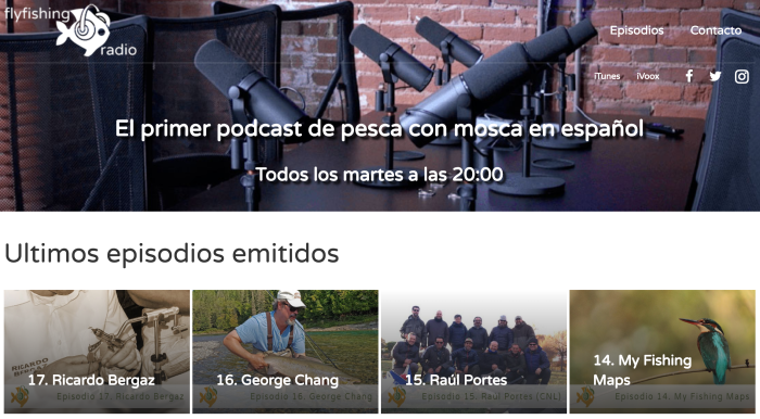 flyfishingradio.com