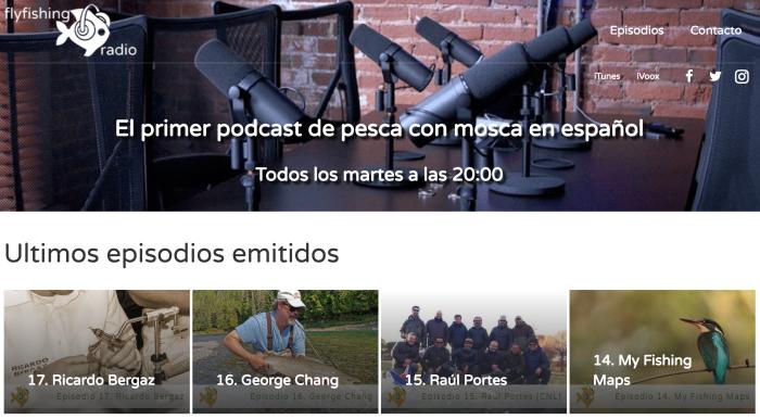 flyfishingradio.com